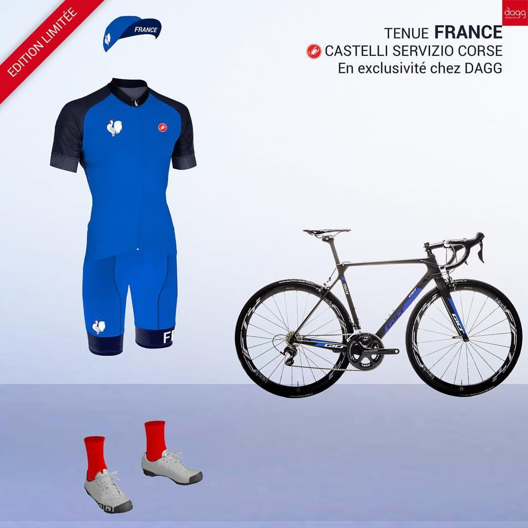 Castelli vélo